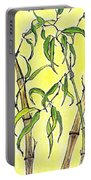 Sunny Bamboo Portable Battery Charger