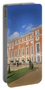 Sunny Morning At Hampton Court Palace London Portable Battery Charger