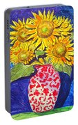 Sunny Disposition Portable Battery Charger