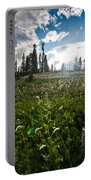 Sunny Meadows  Portable Battery Charger