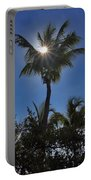 Sunny Palm Portable Battery Charger