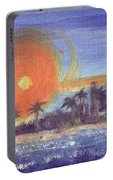 Sunny  Palms Portable Battery Charger