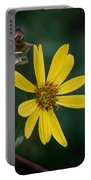 Sunny Petals Portable Battery Charger