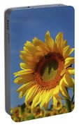 Sunny Sunflower Soloist With Backup Chorus Portable Battery Charger