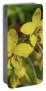 Sunny Yellow Portable Battery Charger