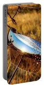 Sunrise And Sunglasses Portable Battery Charger