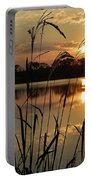 Sunrise At Grayton Beach Portable Battery Charger