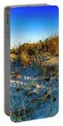 Dawn At Manasota Beach Portable Battery Charger