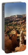 Sunrise At Sunrise Point Portable Battery Charger