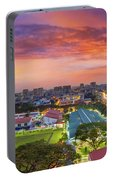Sunrise By Mrt Station In Eunos Singapore Portable Battery Charger