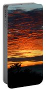 Sunrise Drama By The Sea Portable Battery Charger