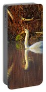 Sunrise Elegance In The Mist Portable Battery Charger