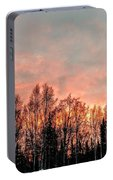 Sunrise Fire  Portable Battery Charger