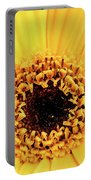 Sunrise Gerbera Portable Battery Charger