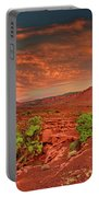 Sunrise In Capitol Reef National Park Utah Portable Battery Charger