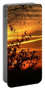 Sunrise In Tennessee Portable Battery Charger