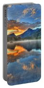 Sunrise Lake Portable Battery Charger
