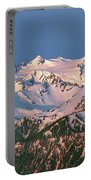 1m4120-sunrise On Mt. Olympus  Portable Battery Charger
