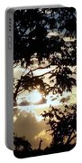 Sunrise Over Fort Salonga7 Portable Battery Charger