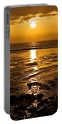 Sunrise Over The Sea Portable Battery Charger