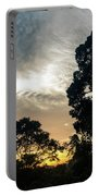 Sunrise Silhouettes Portable Battery Charger