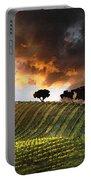 Sunrise Vineyard Portable Battery Charger