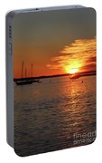 Sun's Up Provincetown Pier 3 Portable Battery Charger