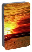 Sun's Up Provincetown Pier 4 Portable Battery Charger