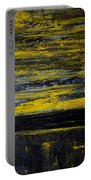 Sunset Abstract Portable Battery Charger
