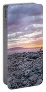 Sunset Acdia National Park  Portable Battery Charger