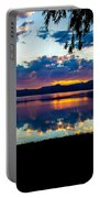 Agency Lake Sunset, Oregon Portable Battery Charger