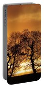 Sunset At Redhill Portable Battery Charger