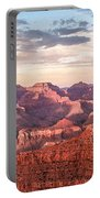 Sunset At Yaki Point 4 Portable Battery Charger