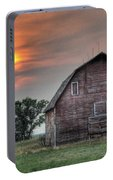 Sunset Barn Portable Battery Charger