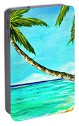 Sunset Beach#370  Portable Battery Charger