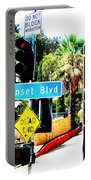 Sunset Blvd Portable Battery Charger