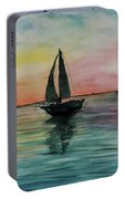 Sunset Boat 1 Portable Battery Charger
