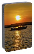 Sunset Boat Portable Battery Charger