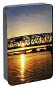 Sunset Bridge 1 Portable Battery Charger