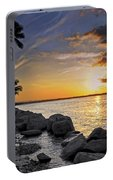Sunset Caribe Portable Battery Charger