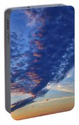 Sunset Cloud Formation Portable Battery Charger