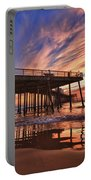 Sunset Drama Portable Battery Charger