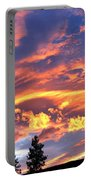 Sunset Extravaganza Portable Battery Charger