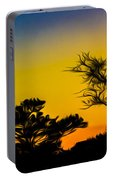 Sunset Fantasy Portable Battery Charger