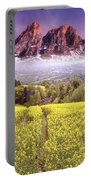 Sunset Fields Portable Battery Charger