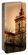 Sunset In Seville - San Roque Portable Battery Charger