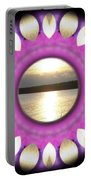 Sunset In Summertime Portable Battery Charger