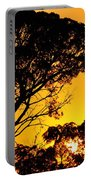 Sunset In Tujunga Portable Battery Charger