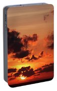 Sunset Inspiration Portable Battery Charger
