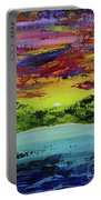 Sunset Island Portable Battery Charger